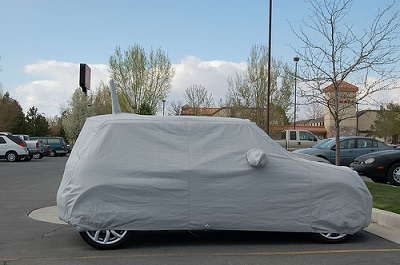 cotton car covers